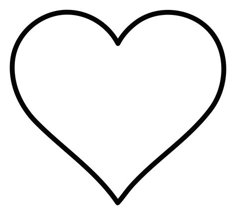 heart outline  spacefem tattoo images pinterest
