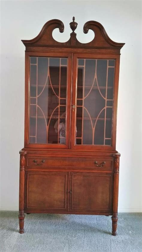 cherry wood china cabinet cherry wood hutch for sale classifieds