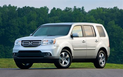 2012 Honda Pilot Reviews And Rating