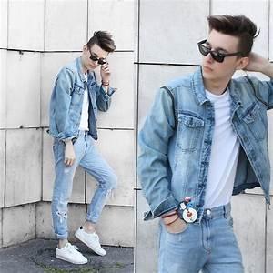 StreetFashion101 - New Yorker Denim Jacket New Yorker ...