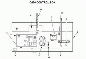 Manitowoc Qy0375w Ice Machine Parts Diagram