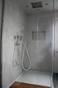 Putz Für Bad : putzgestaltung im bad mit marokkanischen kalkputz ~ Watch28wear.com Haus und Dekorationen