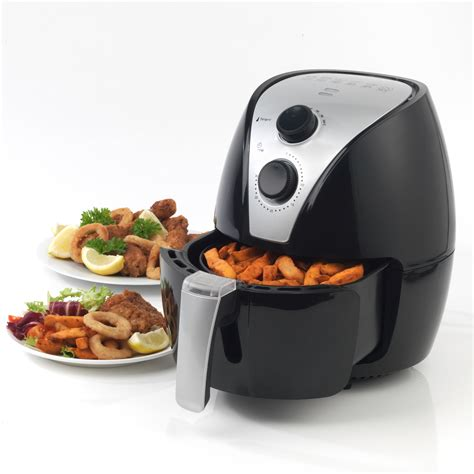 fryer air cooking healthy salter litre 1500 power appliances pro electric kitchen health basket amazon convection enlarge