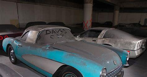 peter max corvette collection  dusty corvettes
