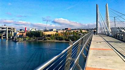 Portland 4k Oregon Wallpapers Wallpaperaccess Tilikum Crossing