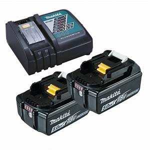 Makita Akku Poliermaschine : makita power set 2x bl1850 akku 18v 5ah dc18rc ladeger t ~ Kayakingforconservation.com Haus und Dekorationen