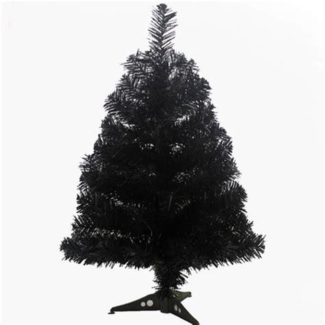 mini black christmas tree promotion shop for promotional