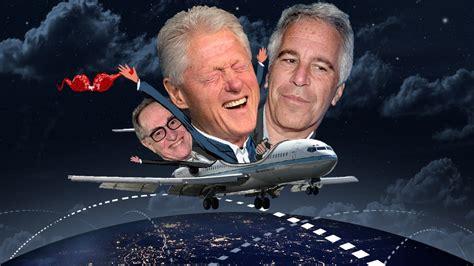 flight logs put clinton dershowitz  pedophile