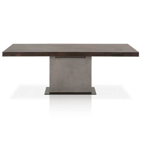star international furniture cuba rectangular dining table