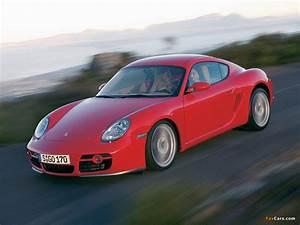 Porsche Cayman S  987c  2006 U201308 Images  1024x768
