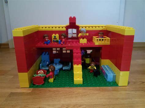 lego selber bauen lego 174 duplo haus selber bauen brickaddict bauideen