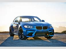 Car and Driver pits the BMW M2 vs Death Valley
