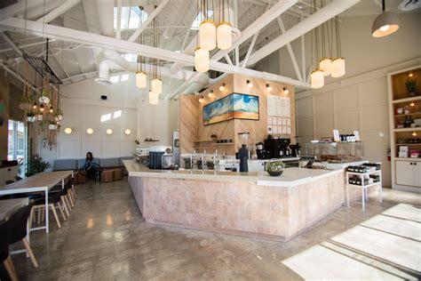 Искусство и развлечения, пекарня, ресторан. Surf's Up: A Brand New Verve Coffee Opens In Santa Cruz, CA