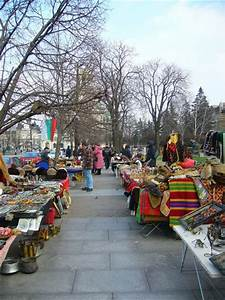 Antique Market Sofia