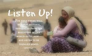 Verily, verily...Listen Up!