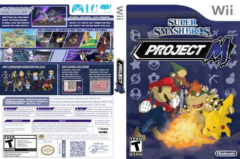 rsbepm super smash bros project