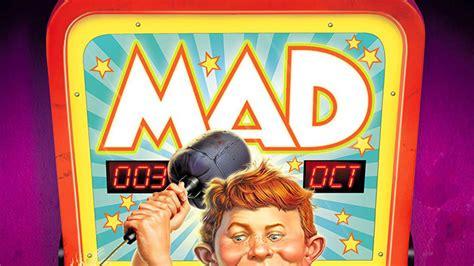 Revista MAD não fará novas publicações - GKPB - Geek ...