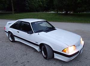 1988 DECH Mustang Is A Fox Body Unicorn MustangForums