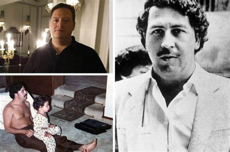 'like Living In Disneyland' Pablo Escobar's Son Reveals