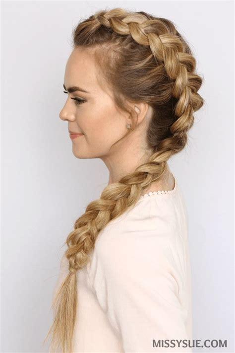 dutch mohawk braid hairstyles hair stylist side braid