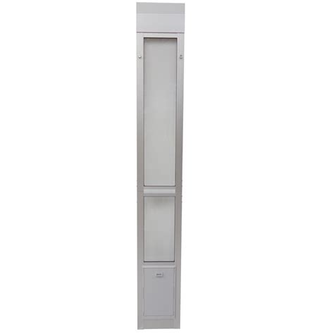 hartman pacific 385 x 270mm large pet door for patio and