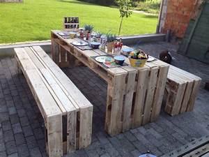 Tisch Für 8 Personen : tisch mit platz wundersch nes set mit 2 b nken f r tolle feste platz f r bis zu 8 personen ~ Whattoseeinmadrid.com Haus und Dekorationen