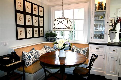 classic casual home banquettes everyones favorite