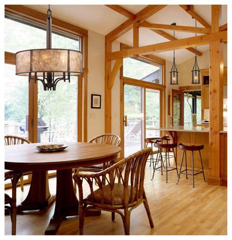 elk lighting  barringer aged bronze  light