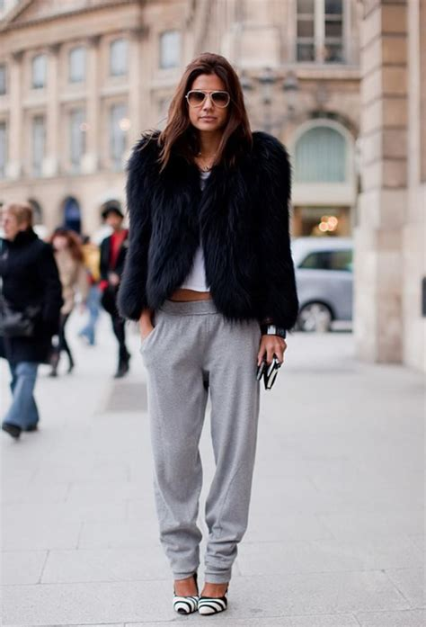 Best Ways How to Wear Sweatpants For Women 2018   Become Chic