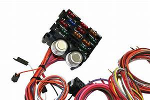 American Autowire Power Plus 13 Wiring Harness Kit 510004