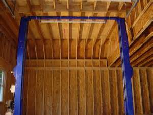 Ceilings with Car Lift Garage Plans