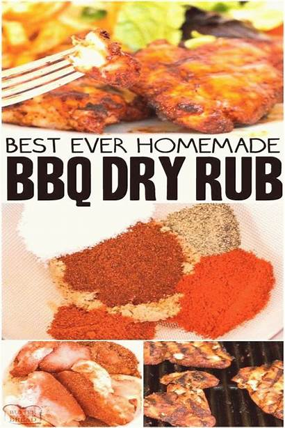 Rub Dry Chicken Bbq Beef Fish Recipes