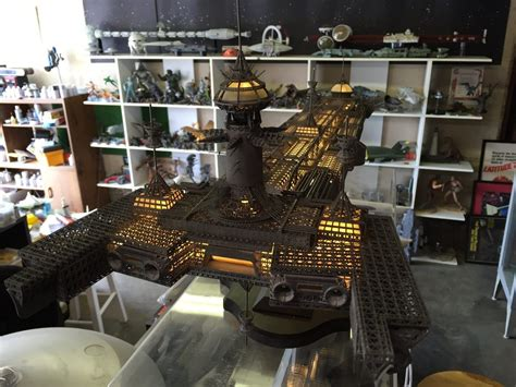 This 3D Printed model of the Cygnus from Disney's The ...