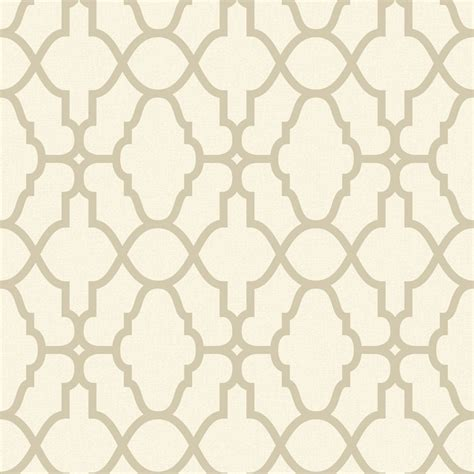 rasch casablanca cream  gold geometric wallpaper