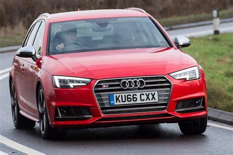 Audi S4 Avant 2017 Review Pictures Auto Express