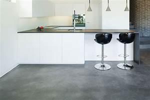 Farbe Auf Beton : designestrich und betonb den sind sthetische fu b den ~ Michelbontemps.com Haus und Dekorationen