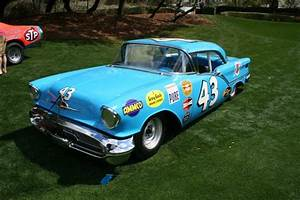 Richard Automobile : 1957 oldsmobile richard petty race car nascar convertible sedan information on collecting ~ Gottalentnigeria.com Avis de Voitures