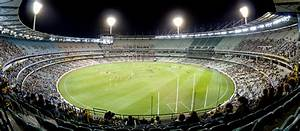 The MCG at Night Flickr - Photo Sharing!