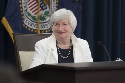 federal reserve chair janet  yellen  join economic