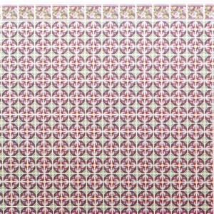 "1:48 Wallpaper ""Purple Flower Flooring"" Stewart"