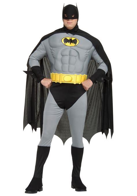 size adult batman costume  men