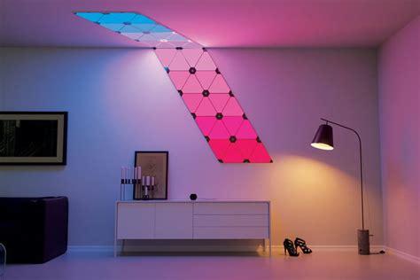 nanoleaf s is a pretty led lighting panel digital trends