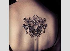 Tatouage Bas Du Dos Femme Fleur Tattoo Art