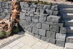 Steine Für Trockenmauer : garten terrasse au engestaltung mauer trockenmauer ~ Michelbontemps.com Haus und Dekorationen