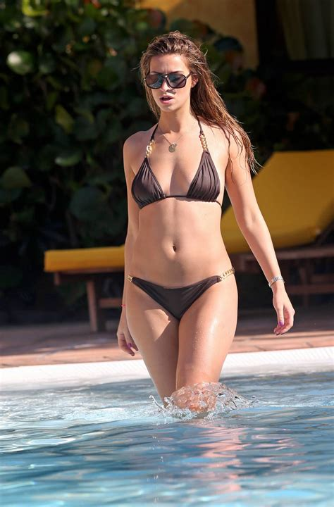 ferne mccann  bikini  sawfirst hot celebrity pictures