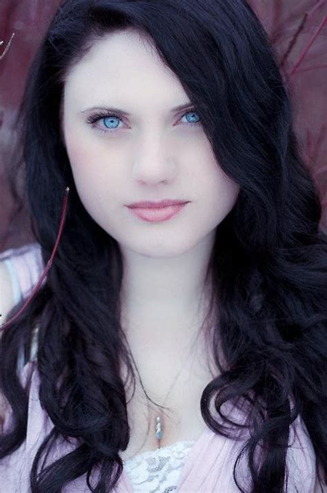 Light Skin With Blue by Beautiful Pale Skin Hair Pale And Beautiful