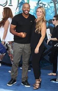 Scrubs actor Donald Faison and his wife CaCee Cobb ...