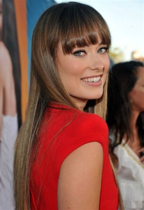 top  olivia wilde hairstyles pretty designs