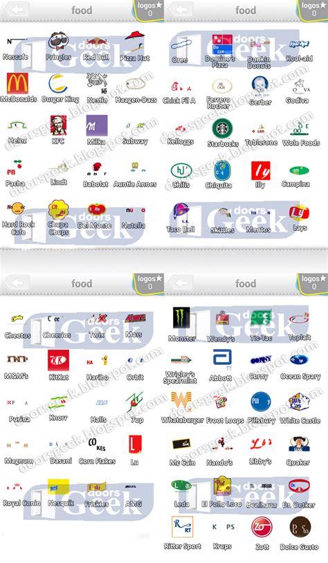 quiz cuisine image gallery logo quiz drinks