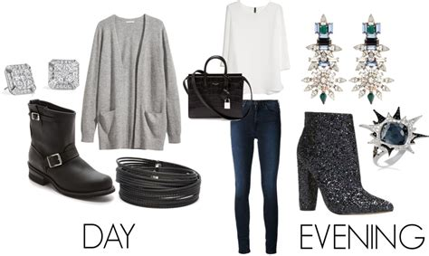 Five Day to Night Outfits for You to Steal   THE REFINERY
